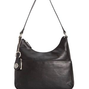 New!!! Gianni Bernini Leather Nappa Purse